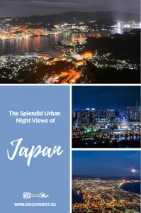 Japan - Splendid Ubran Night Views of Japan