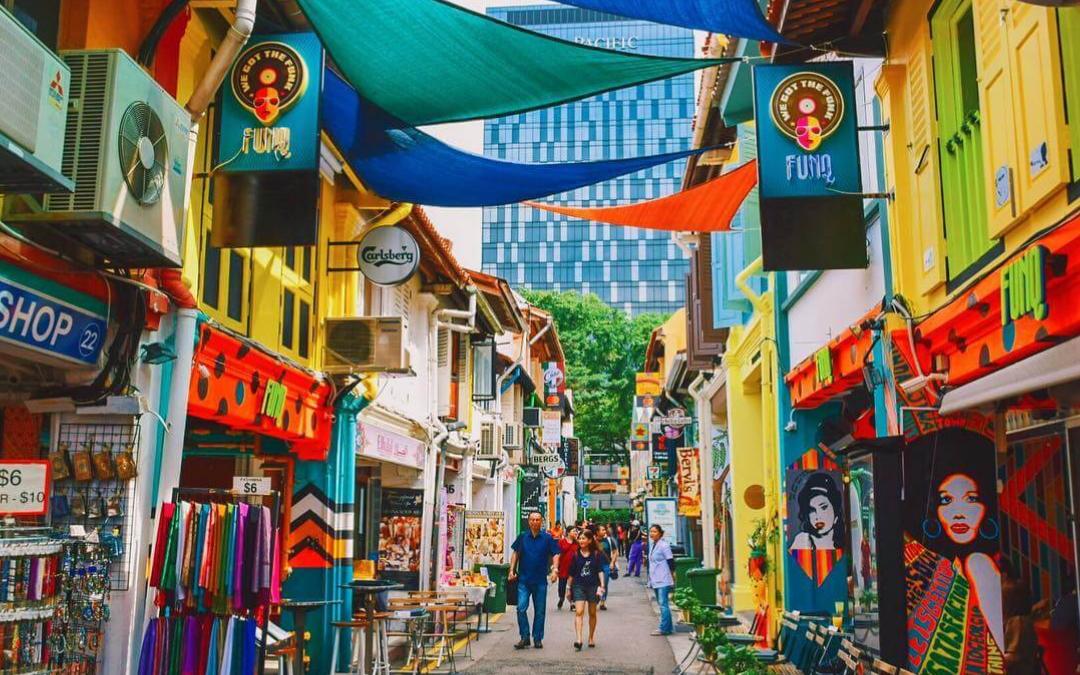 Weekender's Guide: Kampong Glam, Singapore
