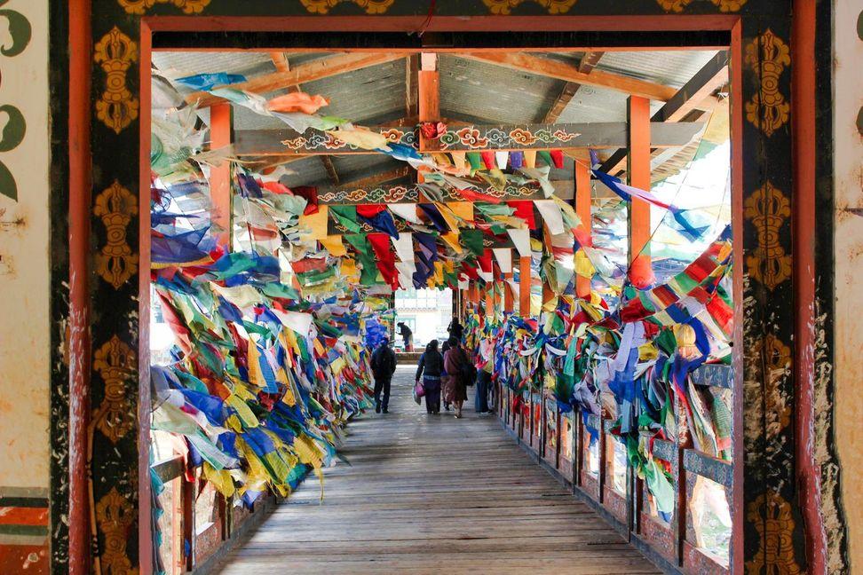 Bhutan, The World's Happiest Nation