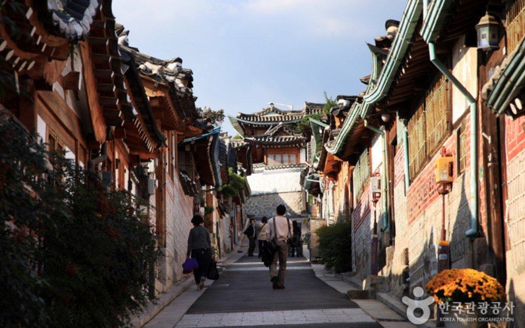 Experience Old Seoul in Bukchon Hanok Village