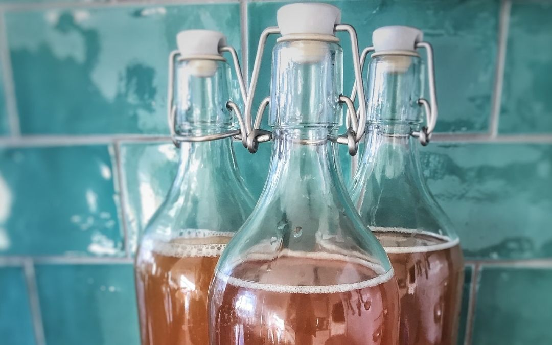 Forget Bubble Tea, It's Time to Catch the Kombucha Wave