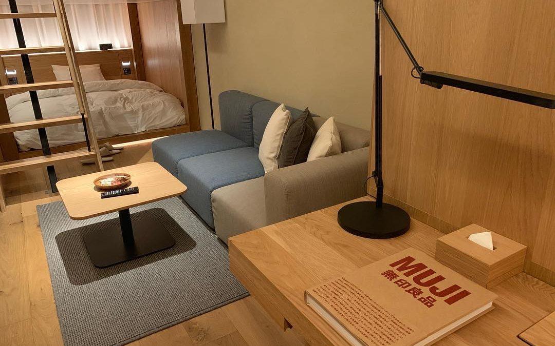 A Hotel that Sparks Joy – Muji Hotel Tokyo