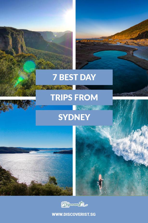 Sydney - 7 best day trips from sydney