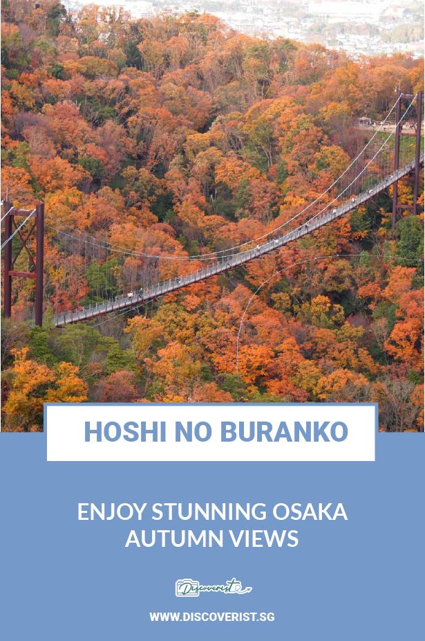Hoshi no Buranko - Enjoy Stunning Osaka Autumn Views