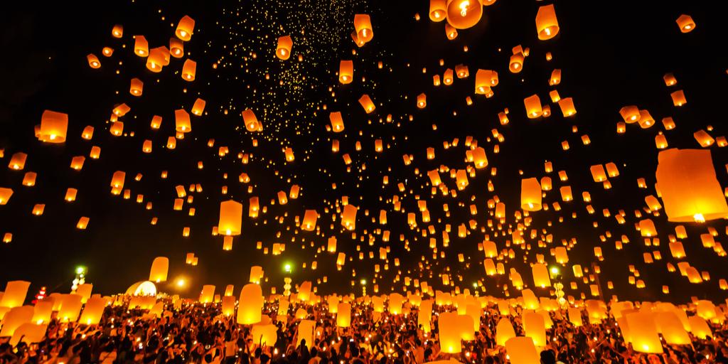 Chiang Mai Lantern