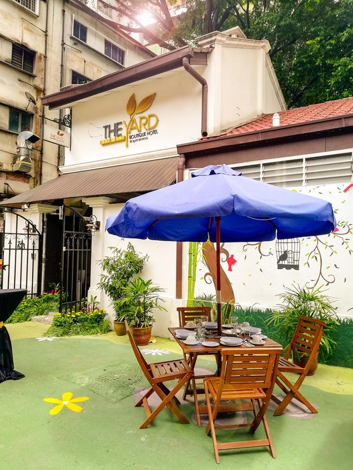 The Yard Boutique Hotel Kuala Lumpur
