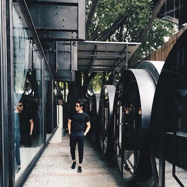 Container Hotel Kuala Lumpur
