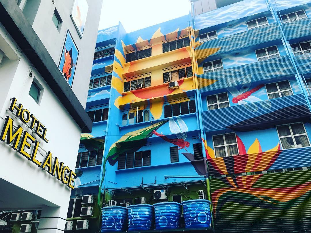 Mélange Boutique Hotel Kuala Lumpur