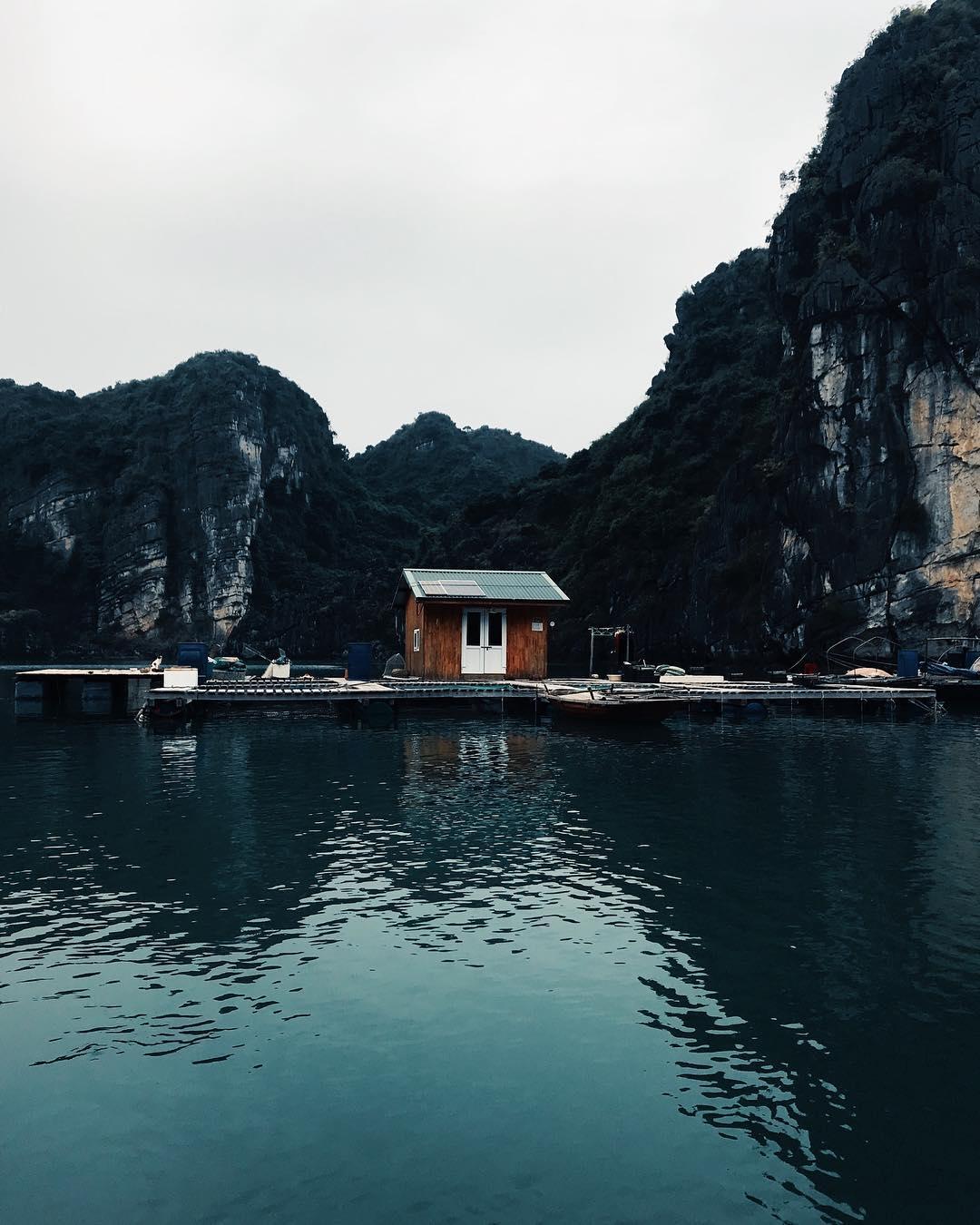 Vung Vieng Fishing Village - Photo by tiagorpalma via Instagram