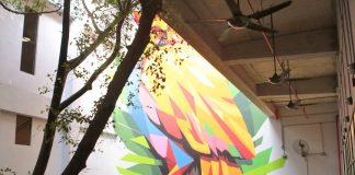 Art Meets Nature at Kuala Lumpur's Newest Shopping Mall