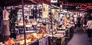 Kuala Lumpur Food Streets