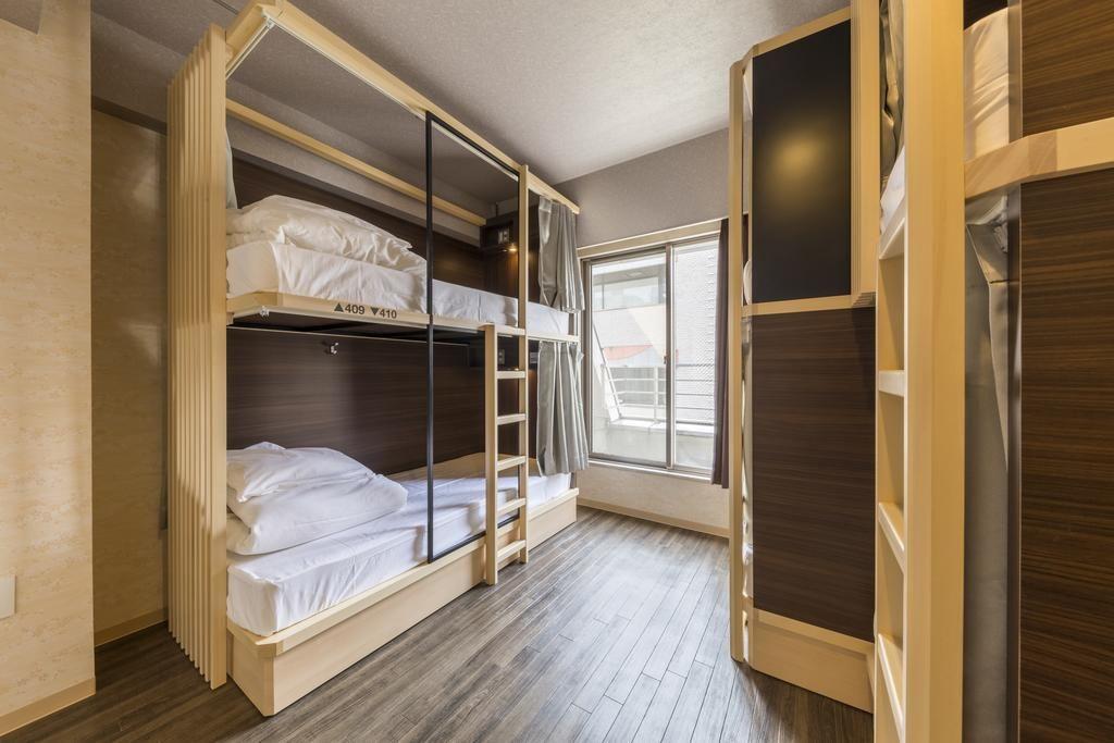 budget hotels tokyo