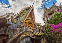 Crazy Guesthouse in Da Lat, Vietnam