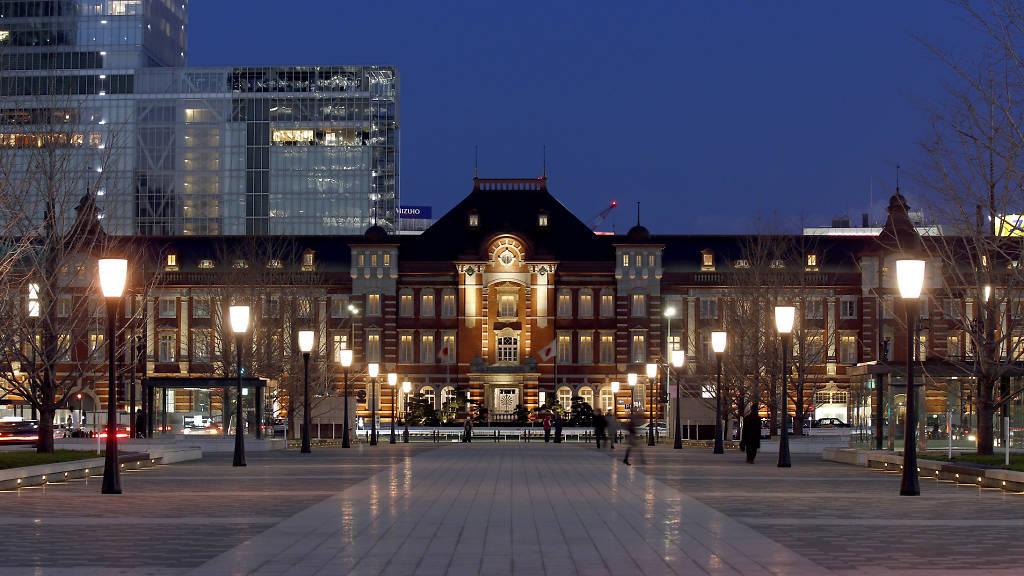 tour tokyo station