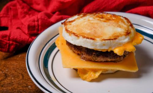 Eggs Muffin
