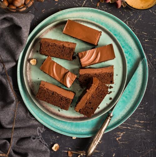 Chocolate Dessert Brownies