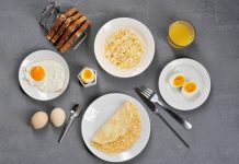 different types of egg dishes