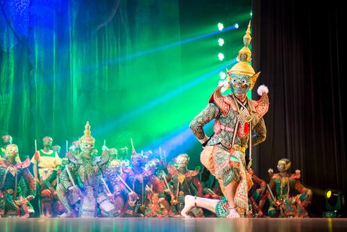 Thai Culture Dance