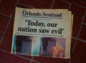 US newspaper