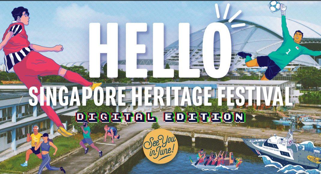 Singapore Heritage Festival Digital Edition 2020