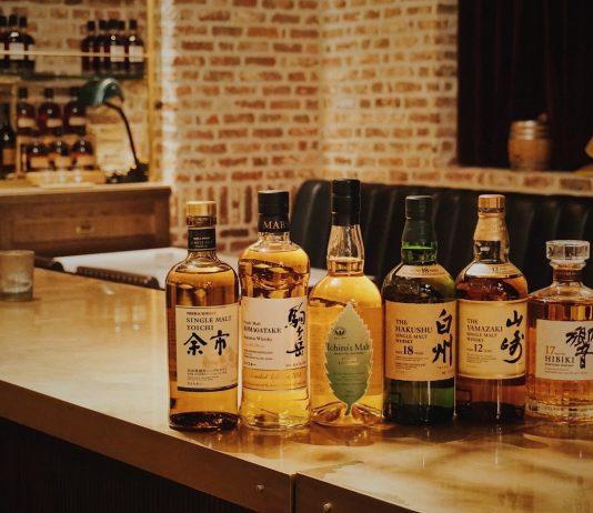 Japanese Whisky Suntory