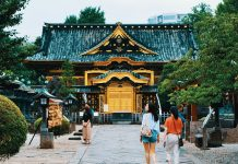 Tokyo Shrines and Temples