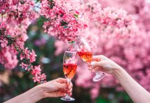 Japanese Cocktails and Spring