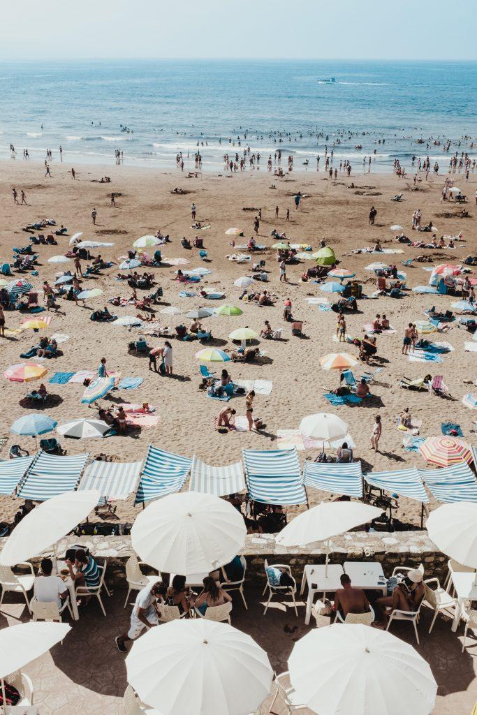 beach,spain,seaside