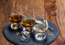 Scotch,Single,Malt,And,Blended,Whisky,Tasting,On,Distillery,In