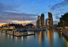 Harbour,Front,,Singapore,-,June,19,2014,:,Keppel,Bay
